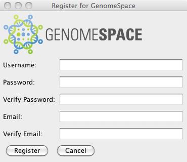 GenomeSpace: Java Client Development Kit (CDK) (version beta